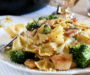 Broccoli and Chicken Farfalle